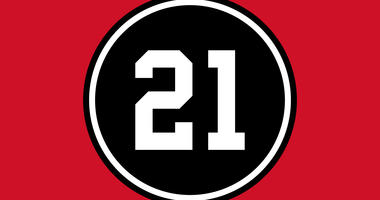 Blackhawks' Stan Mikita jersey patch