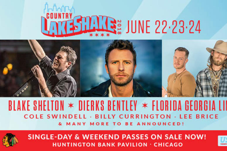 Listen All Week To Win LakeShake Friday Passes