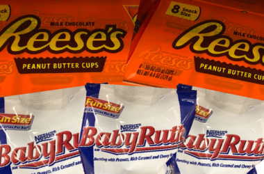 Reeses vs Baby Ruth