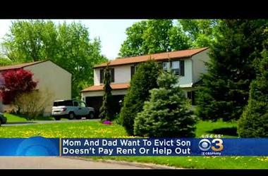 Well Damn: Parents Take 30-Year-Old Son To Court After He Refuses To Move Out Their House!