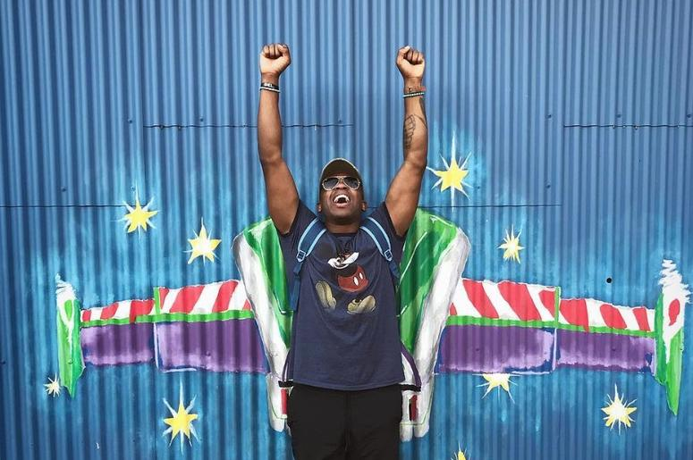 """Jimmie Allen """"To infinity and beyond"""""""