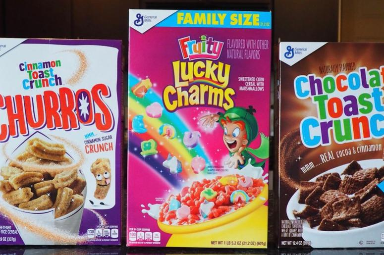 469609c0284 General Mills announces new versions of Cinnamon Toast Crunch ...