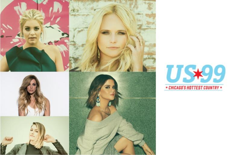 US*99 LakeShake All-Women Friday Lineup