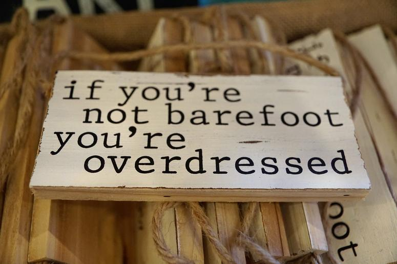 Overdressed