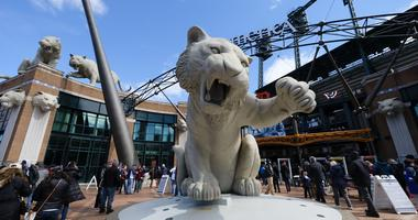 Take Home A Piece Of Comerica Park At The Detroit Tigers Equipment And Apparel Sale