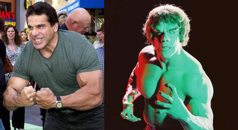 Lou Ferrigno, 'The Incredible Hulk' To Appear At Motor City Comic Con