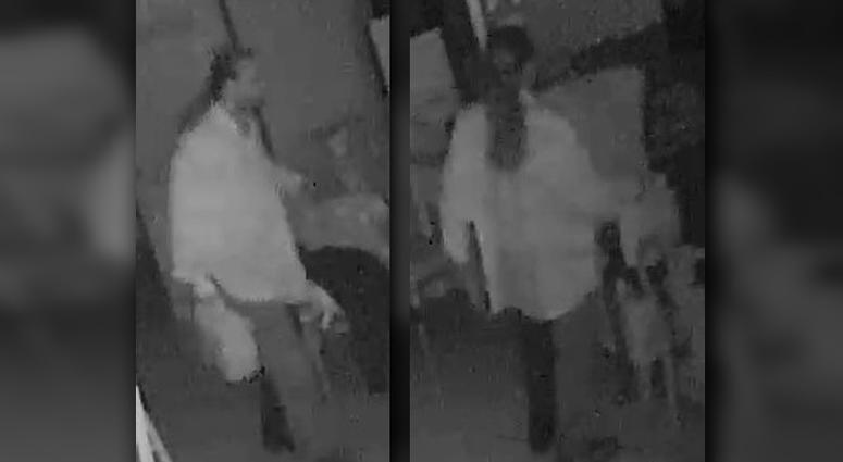 Chesterfield Township Police Searching For Man Caught On Video In Home Invasion