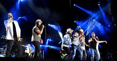 Multiple People Injured When Canopy Collapses At Backstreet Boys Concert