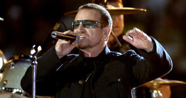 U2's Bono Says Pope's 'Aghast' About Church Sex Abuse