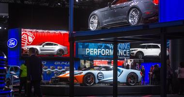 Feds Say Human Trafficking Increases During Detroit Auto Show; Public Should Know Warning Signs