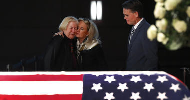 Dingell funeral