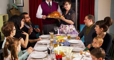 Report: Thanksgiving Dinner With Fixings For 10 Will Cost Just Under $50