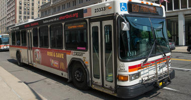 Suspect With BB Gun Shoots At 2 SMART Buses, Shatters Windows