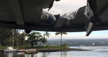 Hawaii Volcano Boat Tours Continue After Explosion, Injuries