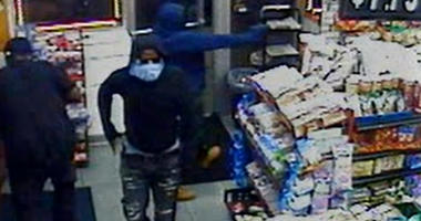 Chilling Video Shows Murder At Detroit Gas Station