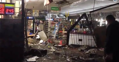 Thief Steals Ford F-150, Rams It Into Party Store In Warren To Break Into ATM