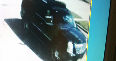 suspect vehicle - Livonia stranger
