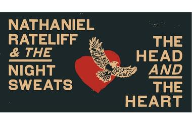 nathaniel rateliff + the head and the heart