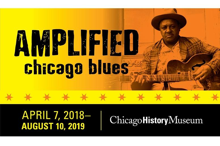 Amplified Chicago Blues