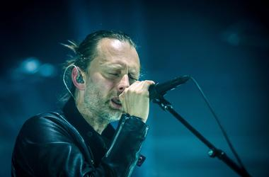 4/20/2018 - File photo dated 26/5/2016 of Thom Yorke of Radiohead as the band's album OK Computer has been the best-selling album in independent record shops since last year's Record Store Day, the Official Charts Company has said. (Photo by PA Images/Sip