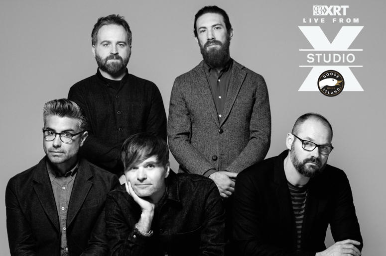Death Cab for Cutie Live from Studio X