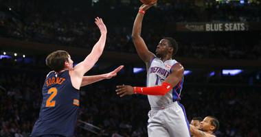 Pistons Rally Past Knicks For Fourth Straight Win