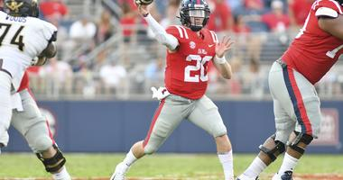 Harbaugh Provides Update On Shea Patterson