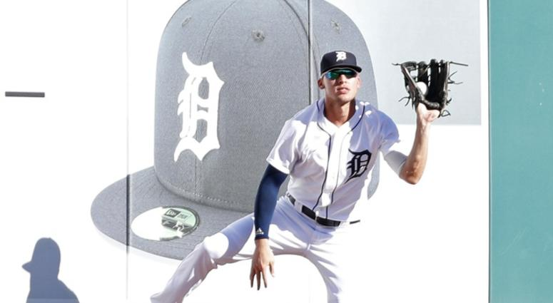 Gold Glove Within Reach For Tigers CF JaCoby Jones