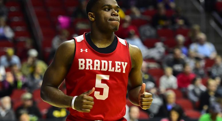 """Bradley Confident It Can Run With Michigan State: """"We Have The Same Pieces"""""""