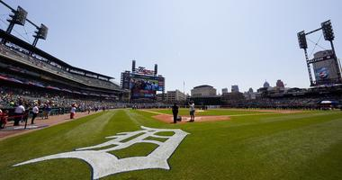 "Rod Allen Thanks Tigers Fans: ""I See You Detroit!"""