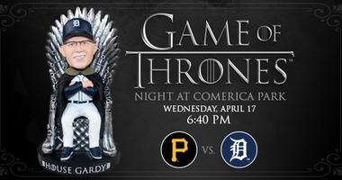 Tigers Game of Thrones Ticket Package Available Now