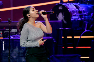 Alessia Cara 60th Annual GRAMMY Awards