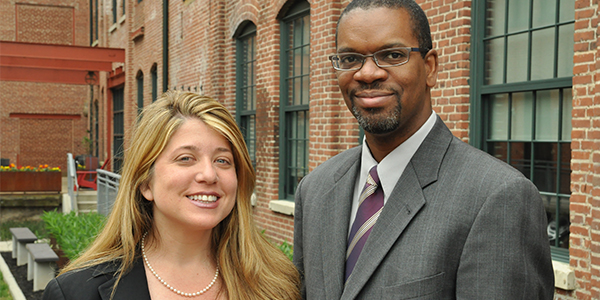 Stacie Sanders Evans and Bill Buckner debut strategic plan