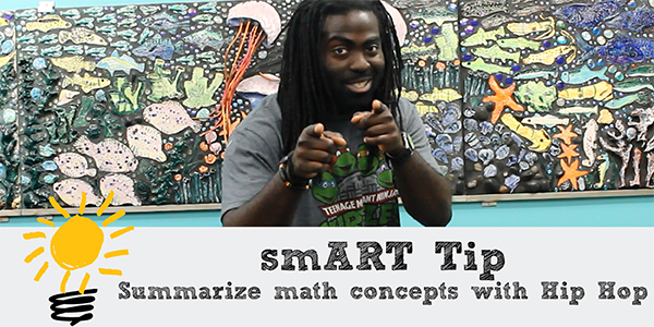 Jamaal Collier smART Tip_blog header