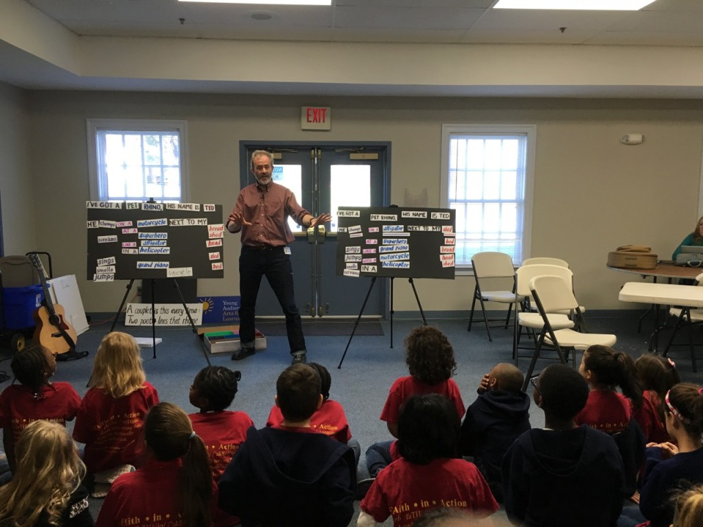 Alden Phelps residency at Frederick Adventist Academy