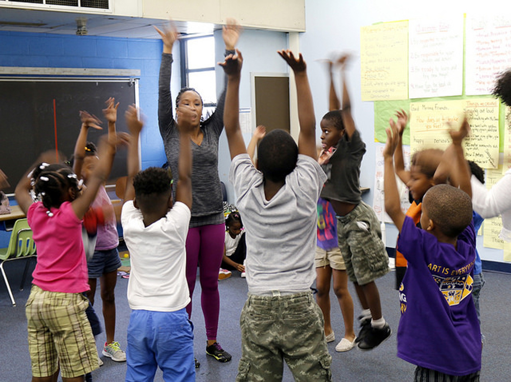 Summer Arts Academy Teaching Artist Reflection with Valerie Branch
