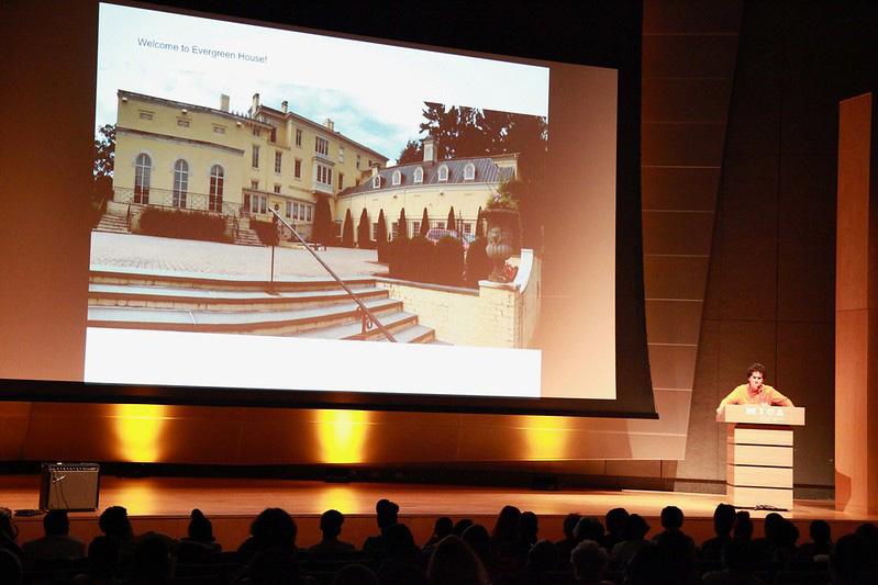 YA - Bloomberg Stage