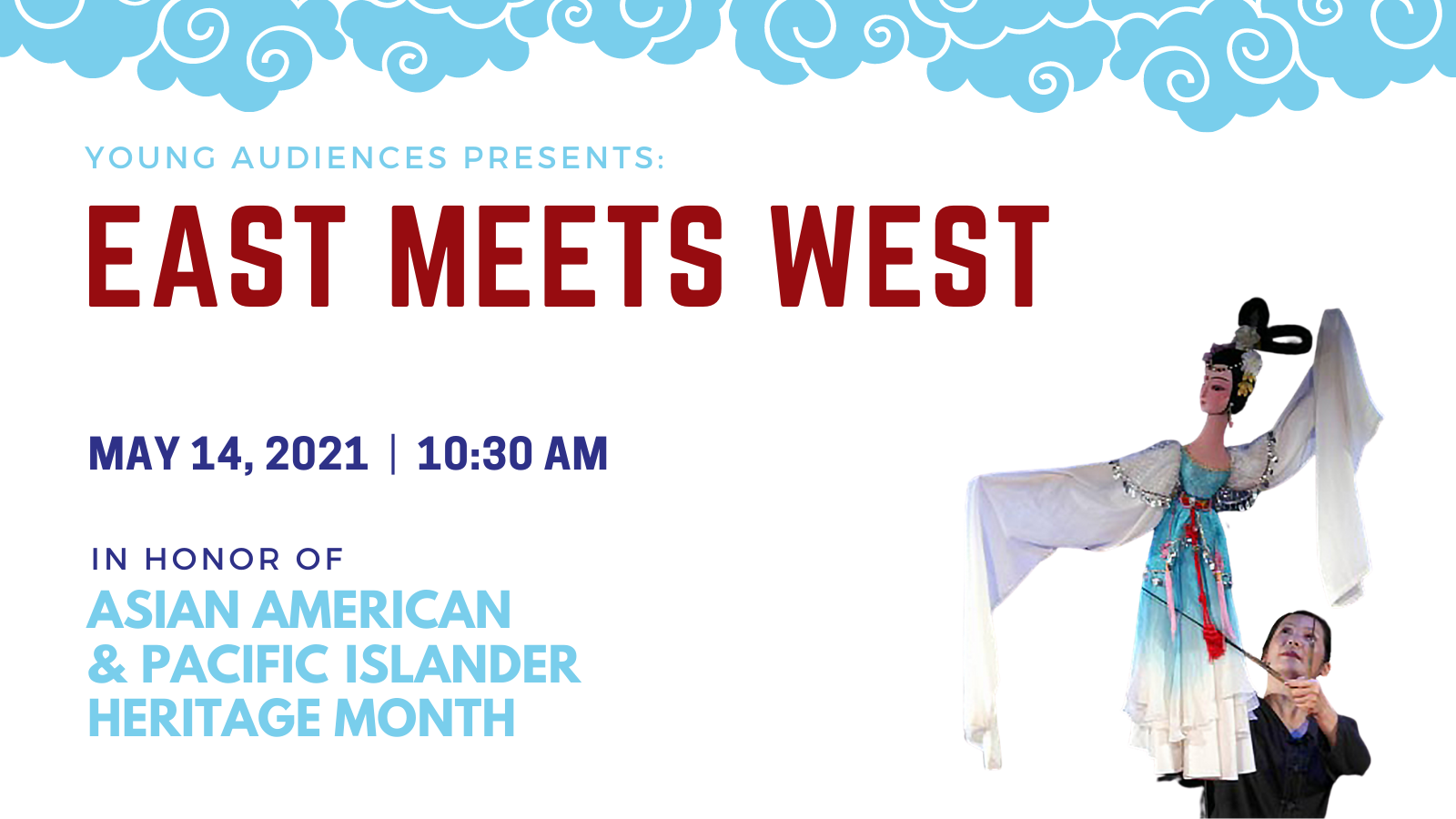 East Meets West with Hua Hua Zhang SMV