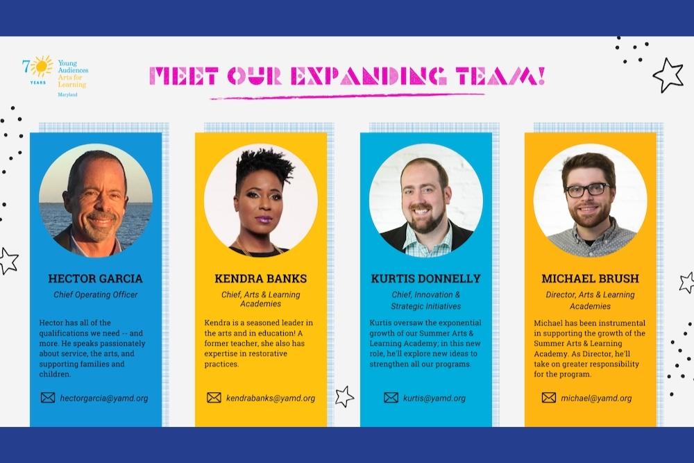 Meet Our Expanding Team