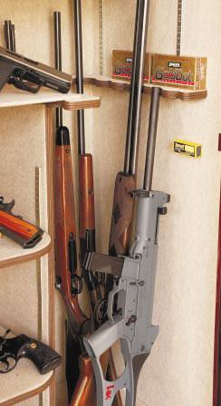 Vapor Capsule Guns and Ammo Rust Prevention