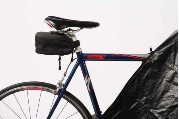 Bicycle Cover Rust Prevention