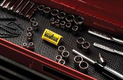 Rust Protection Tool Box