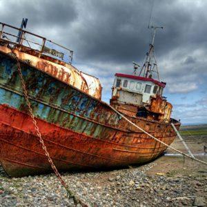 boat rust prevention
