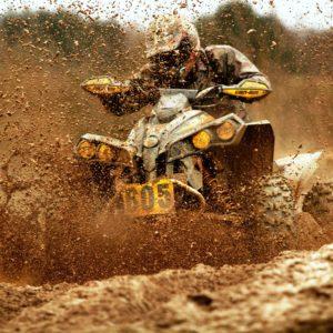 ATV cover rust prevention