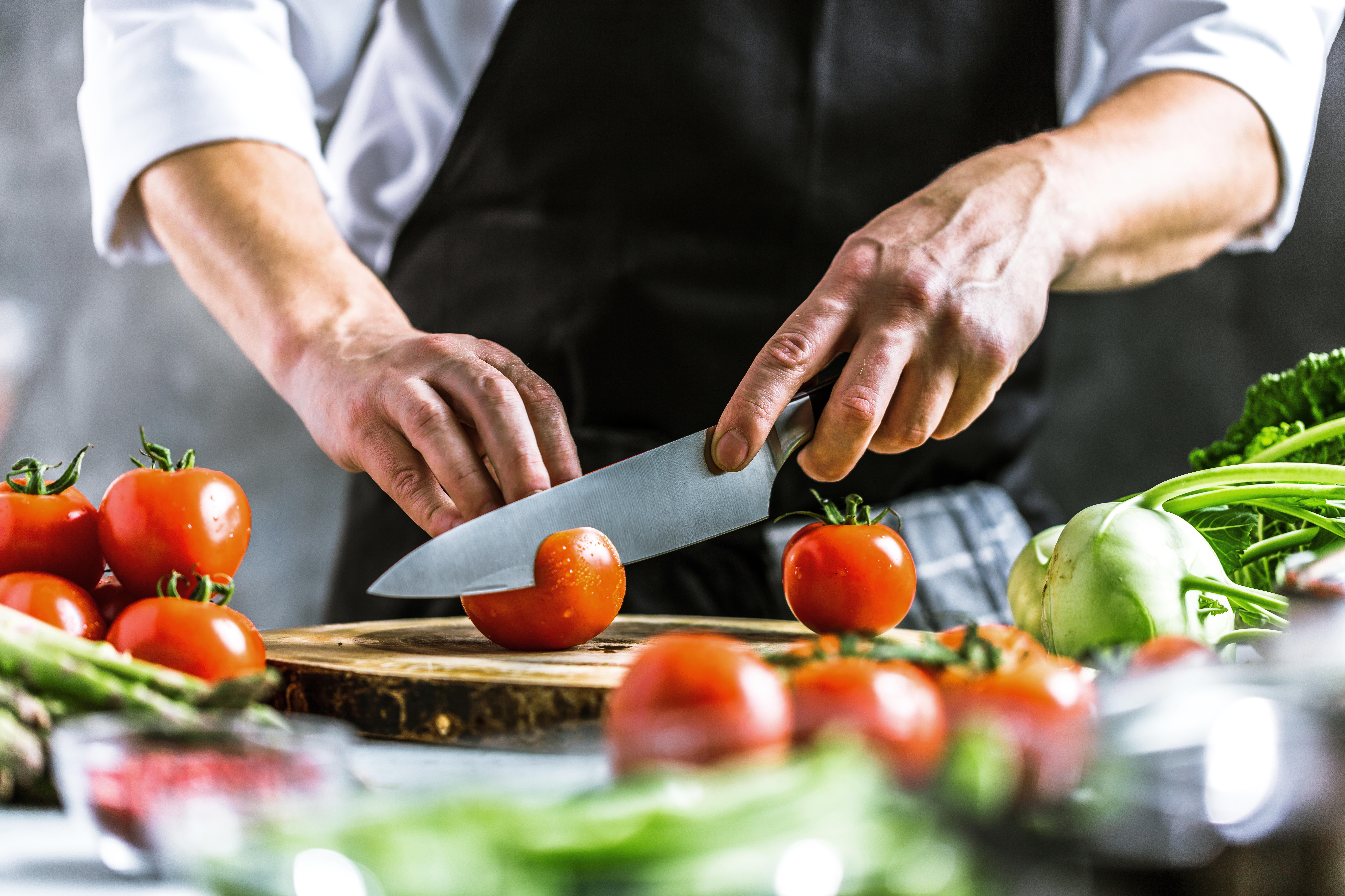 kitchen knife rust prevention
