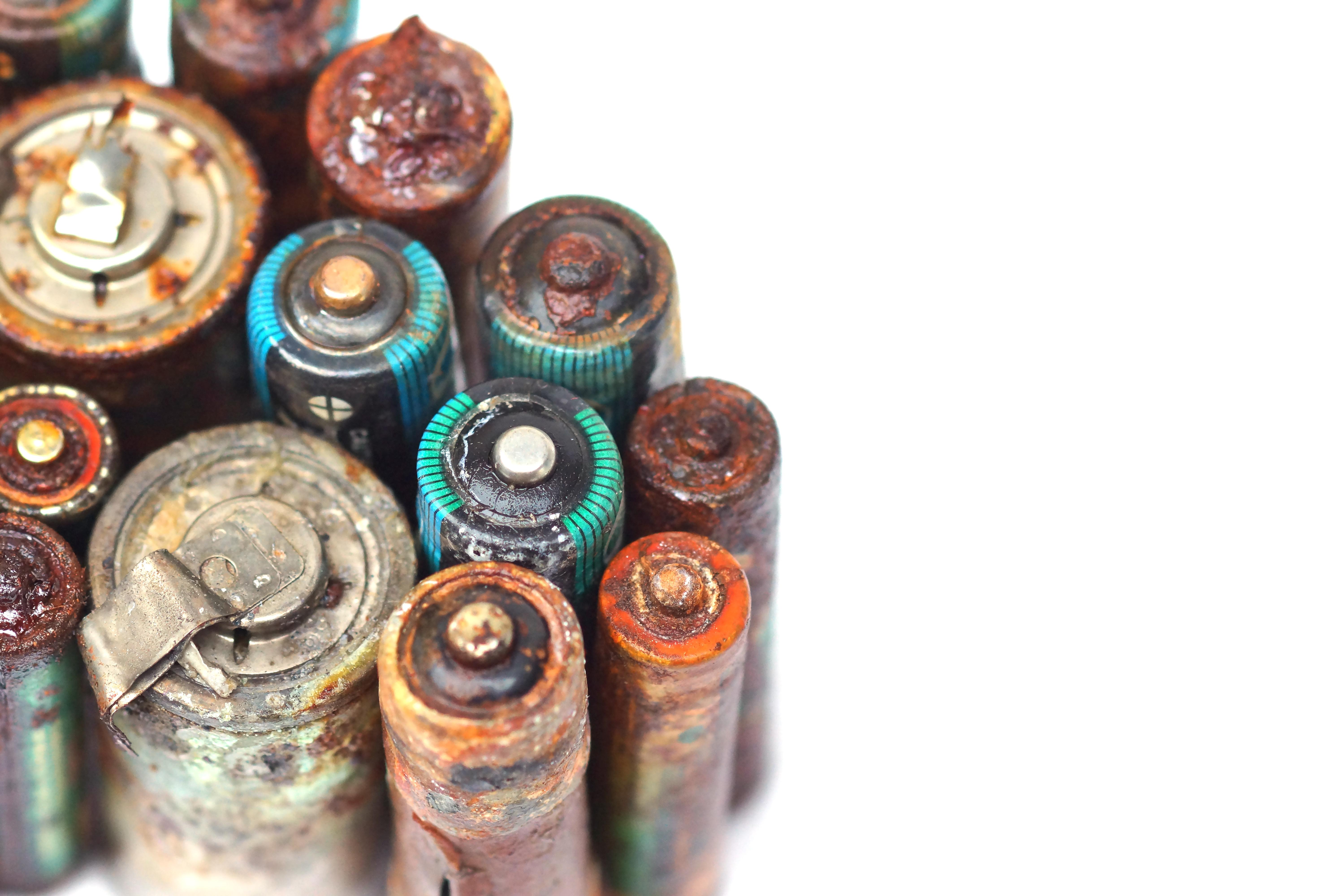 electronics rust prevention