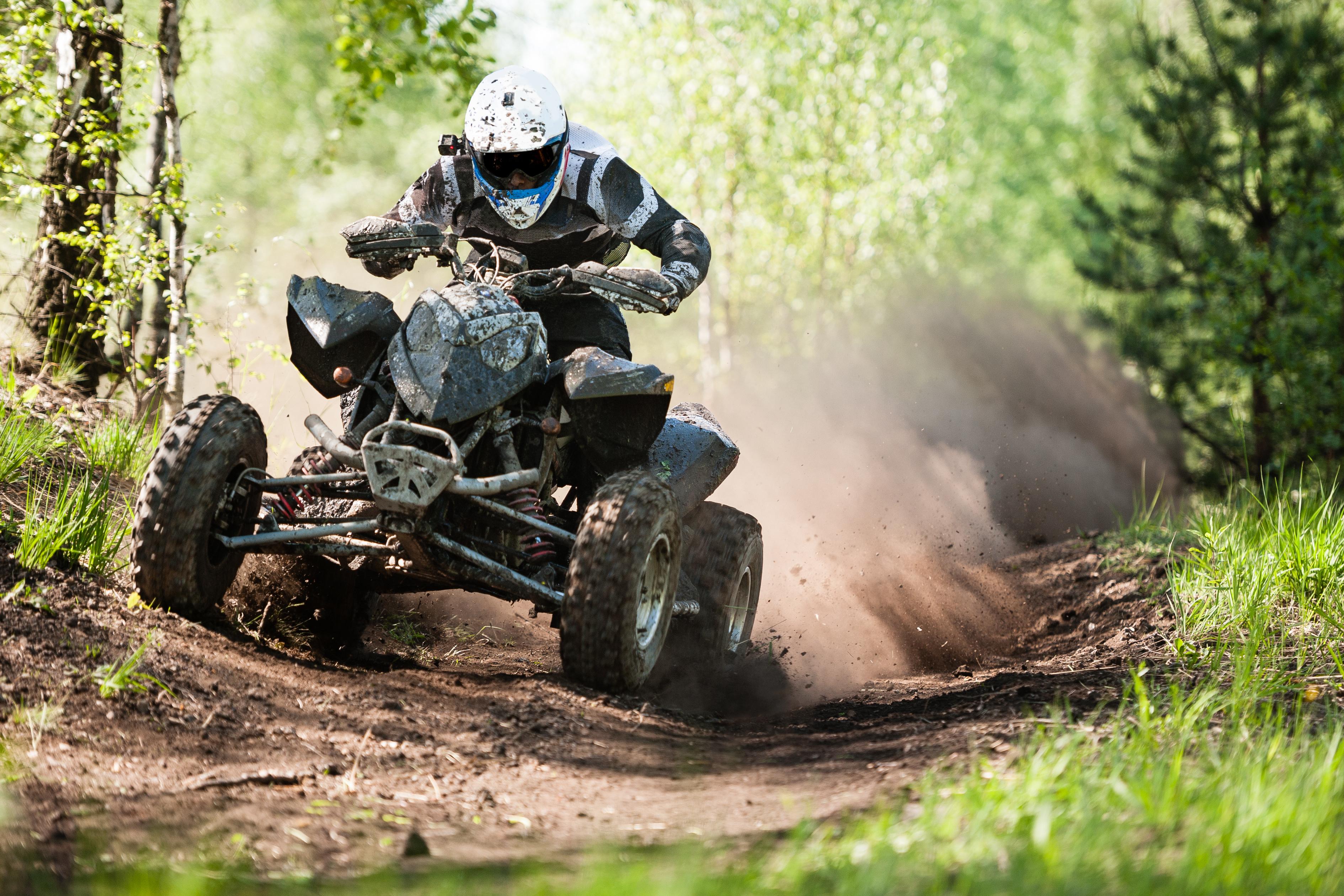 ATV rust cover
