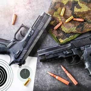 prevent rust on guns
