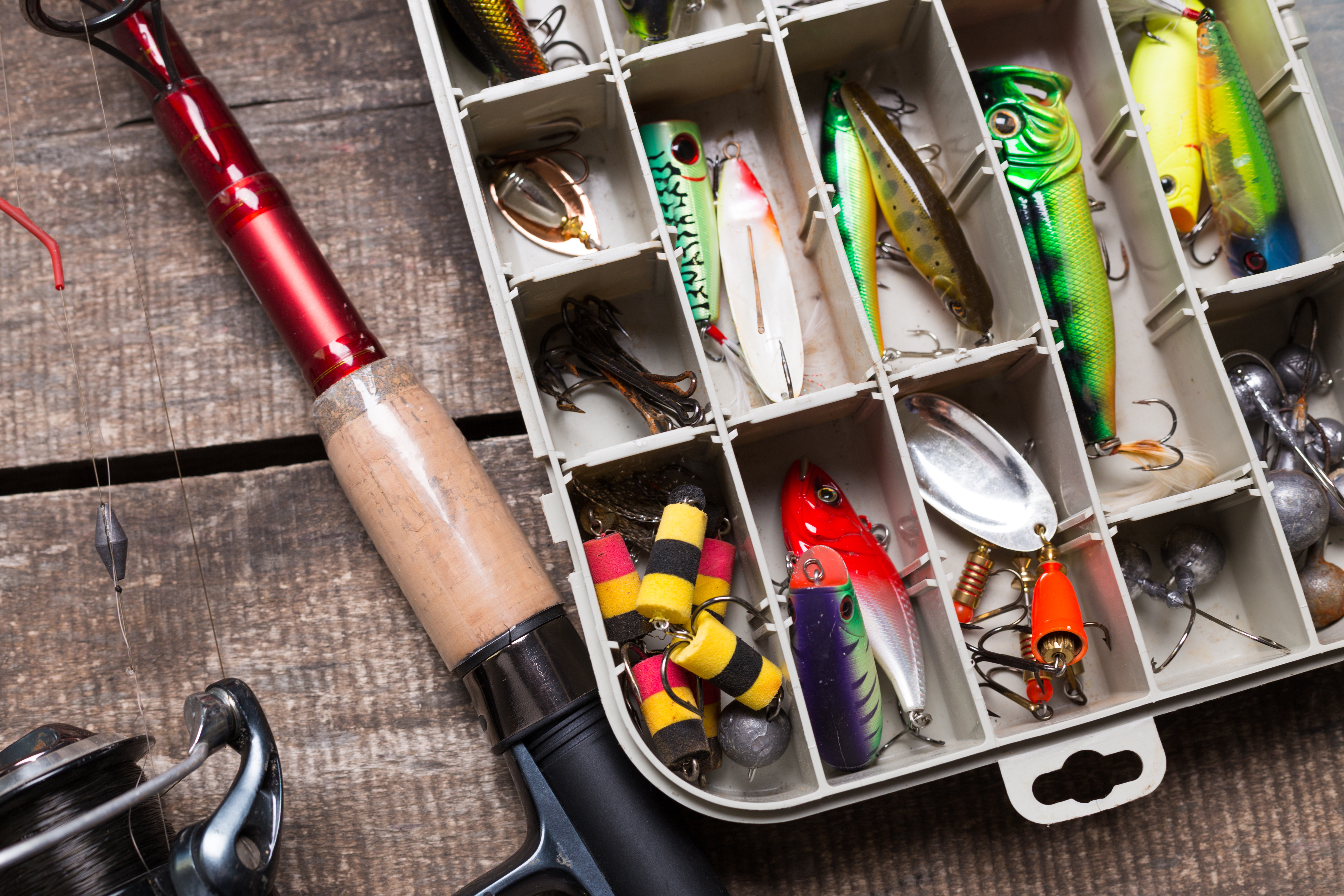 bait and tackle box rust prevention