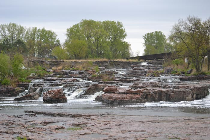 Sioux Falls, SD | Ranked 1st overall for temperature variation